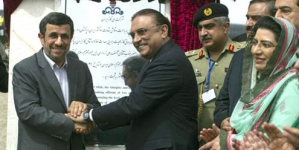 Iran, Pakistan press ahead with pipeline
