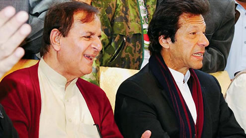 Javed Hashmi Elected Central President of PTI