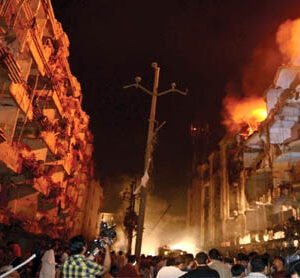 Karachi bleeds and burns