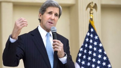 Kerry Sets Own Diplomatic Style at State Department
