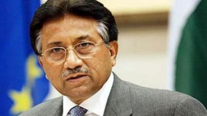 Musharraf ends self-imposed exile