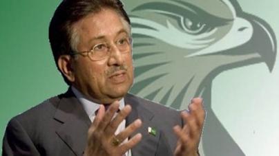 Musharraf returns per promise
