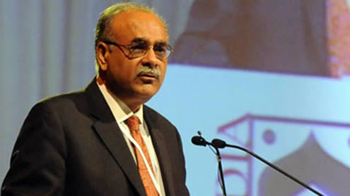 Veteran Journalist becomes Punjab interim CM