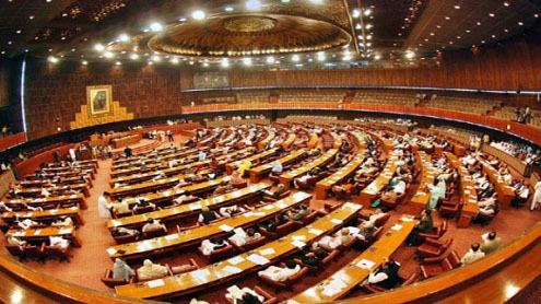 Parliament moves to nail terrorists