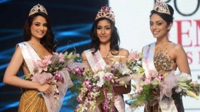 Navneet Kaur Dhillon is the new Pond's Femina Miss India