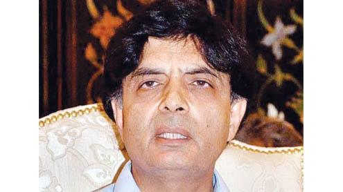Nisar divulges three names for caretaker PM