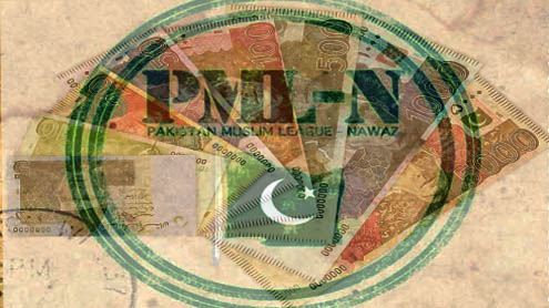 PML-N richest party in terms of assets