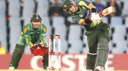 Second ODI: Pakistan beat South Africa by six wickets
