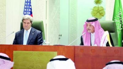 Saudi Arabia, US put Syria, Iran on notice