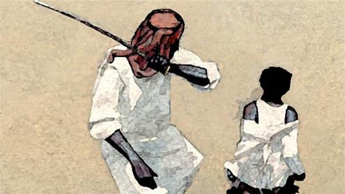 Saudi Arabia beheads men for stealing