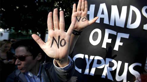 Savings account seizure plan draws fury in Cyprus