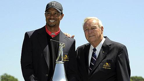 Tiger Woods world no 1