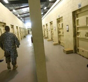 US hands prison over to Afghans