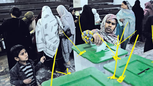 Voters can Access Information about Candidates: SC