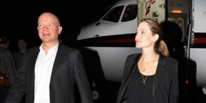 William Hague Angelina Jolie arrive Rwanda meet Sexual Violence Victims