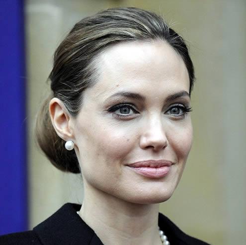Angelina Jolie Elder Stateswoman
