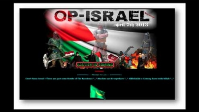Anonymous Hits Israel with a Massive Cyber Attack, Israel Attacks Back