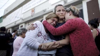 Argentina floods 'catastrophe' for La Plata, Buenos Aires