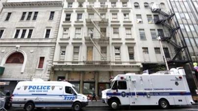 Boeing Confirms Wreckage Found in Manhattan From 9/11 Plane