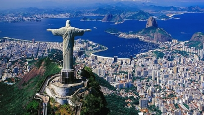 Buzzing Brazil: Rio really is the life and soul of the Party