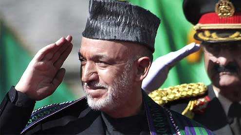 CIA's bags of cash to Karzai fuelled corruption in Afghanistan