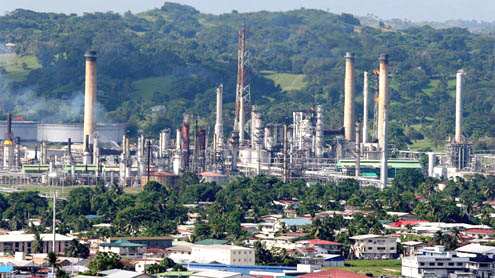 Caribbean nations search for oil amid spill fears