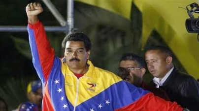 Chavez's ally Maduro wins in Venezuela, opposition protests