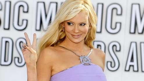 Ex-porn star Jameson arrested for alleged battery