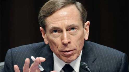 Petraeus to Be NY College Prof
