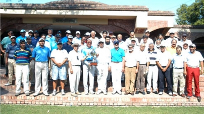 Gymkhana wins Inter Club Golf