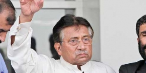 Musharraf surrenders to authorities; residence declared sub-jail
