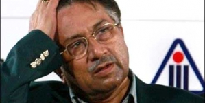 Musharraf taken into custody