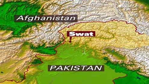 Over 100 held in Swat