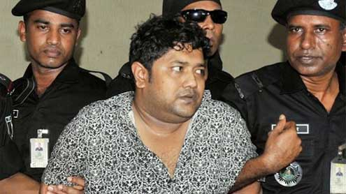 Owner of collapsed building captured in Bangladesh