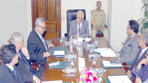 PM briefed on Pakistan foreign policy