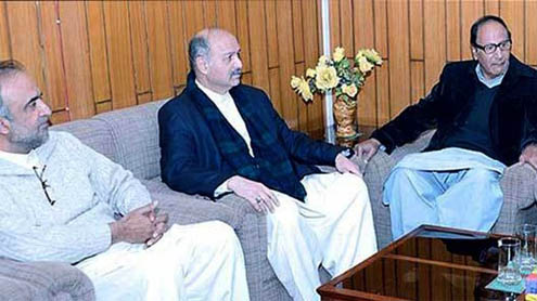 PPP, Q League to hold 'decisive' meeting today