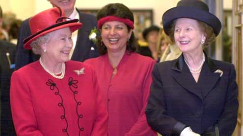 Queen and Prince Philip to join Baroness Thatcher's mourners at St Paul