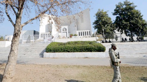 SC orders CDA to demolish Musharraf's farmhouse