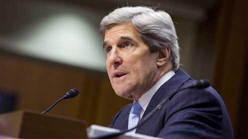 US-Afghan-Pakistan talks make progress, more work to do: Kerry