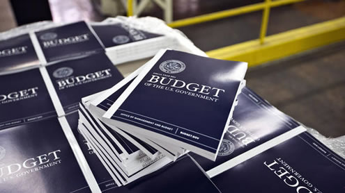 Obama sends Congress $3.8 Trillion Budget Plan