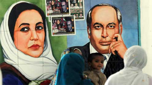 'Where is Bilawal?' PPP campaign struggles