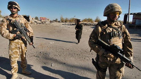 Afghanistan war set to cost every British household £2,000