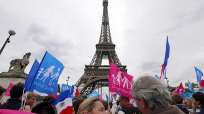 American Describes Witnessing Thousands in Paris March Against Gay Marriage