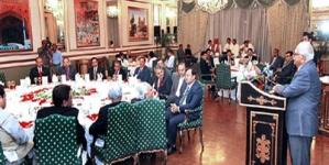 Amid challenges caretaker govt successfully conducted elections: PM