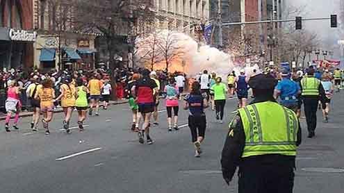 Boston Marathon suspects 'planned 4 July attack'