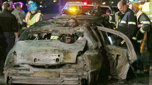 Bride-to-Be Among 5 Dead in Bachelorette Party Limo Fire