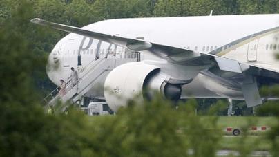 Court hears alleged threats of man who caused terror alert onboard flight