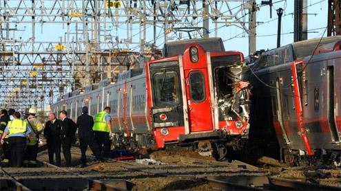 Dozens injured in head-on train crash in Connecticut
