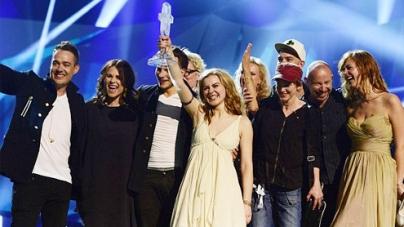 Emmelie de Forest wins Eurovision Song Contest 2013