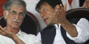 Imran Khan finalises Pervaiz Khattak as next K-P chief minister